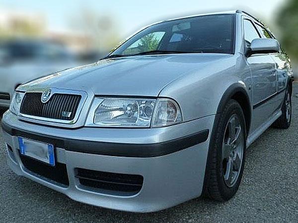 Radiowechsel Skoda Octavia II ab 2004