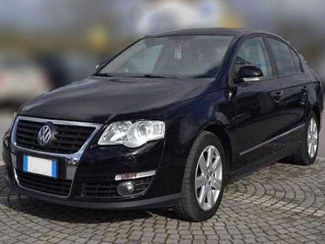 Radiowechsel VW Passat 3C ab 2005