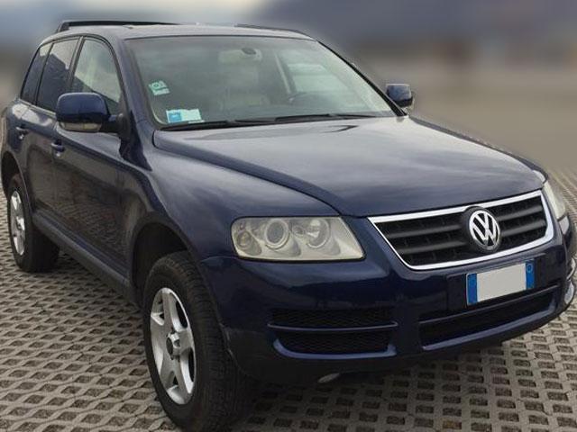 Autoradio Tausch VW Touareg Einbauanleitung