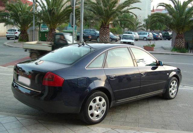 Autoradio Tausch Audi A6 Anleitung 2000-2001