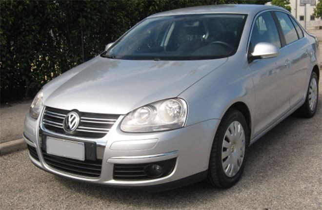 Radiowechsel VW Jetta V Einbauanleitung