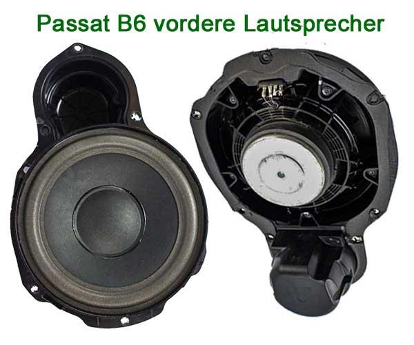 Passat-B6-vordere-Lautsprecher