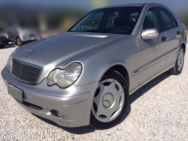 Lautsprecher wechsel Mercedes C vorne