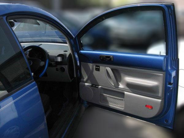 VW Beetle Lautsprecher wechseln