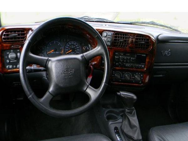 Chevrolet Blazer Radio Steckerbelegung