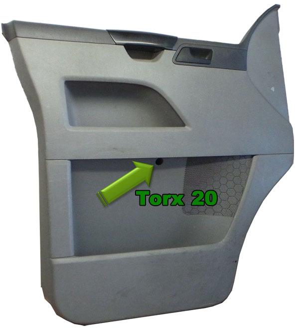 T5-Türverkleidung