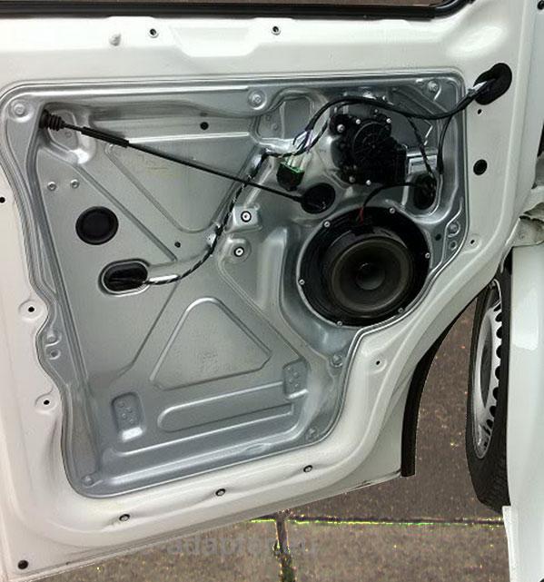 VW-T5-Fahrzeugtüre-innen