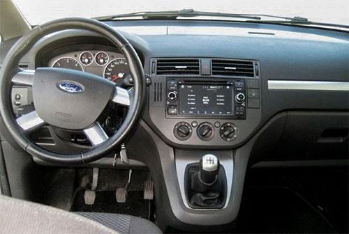 Ford-C-Max-Navi