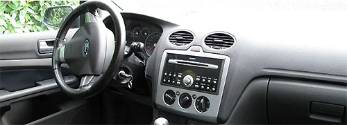 Ford-Focus-Werksradio-Sony