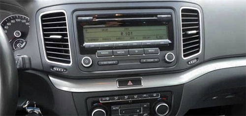 VW-Sharan-II-radio