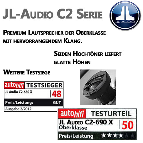 JL Audio C2 Bewertungen