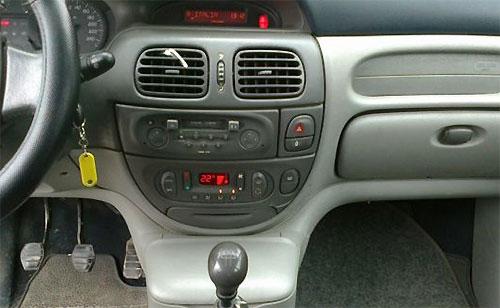 Renault Scenic Radio 2002