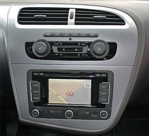 Seat Leon Radio 2012