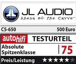 Test JL Audio C5 650