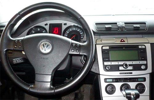 VW Passat B6 Radio 2008