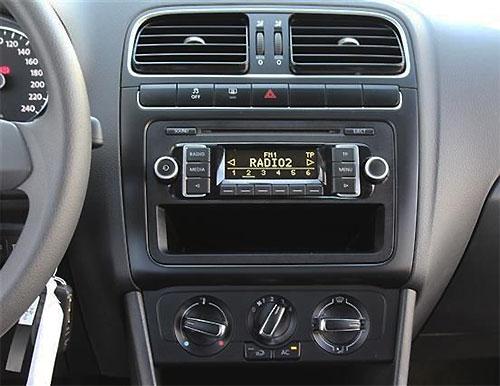 VW Polo V Radio 2011