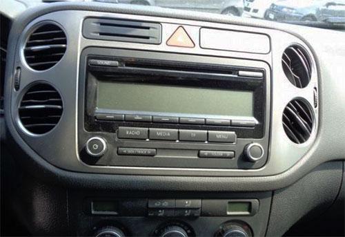 VW Tiguan Radio 2009