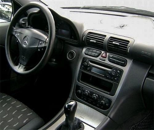 Mercedes C220 Radio 2002