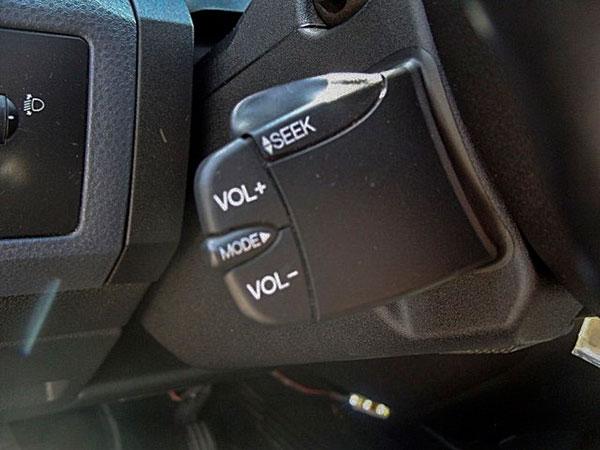 Ford Fiesta Multifunktionslenkrad 2007