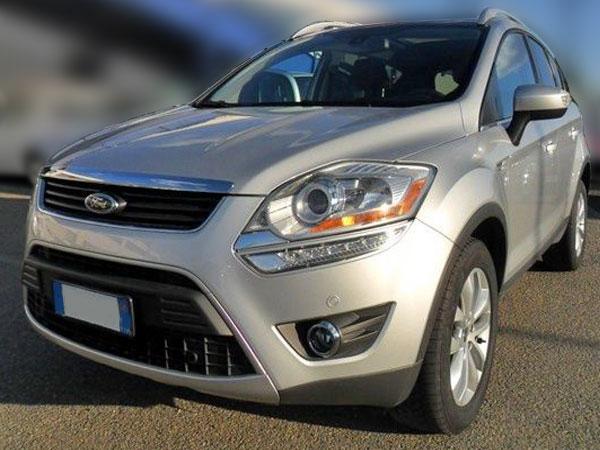 Ford Kuga Lenkradfernbedienung anschließen