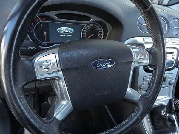 Ford S-Max Multifunktionslenkrad