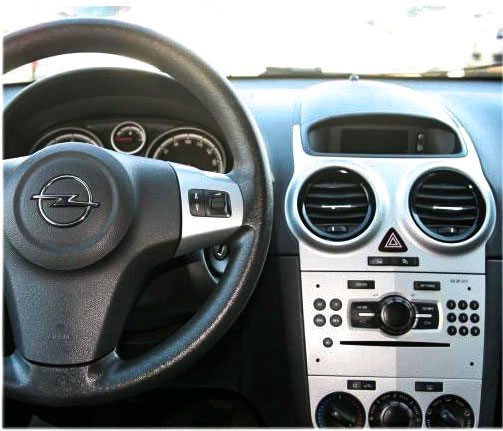 Opel-Corsa-D-Radio