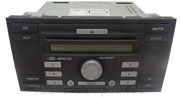 Ford-Fusion-6000-CD
