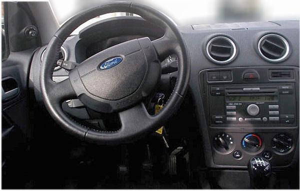 Ford-Fusion-Multifunktionslenkrad